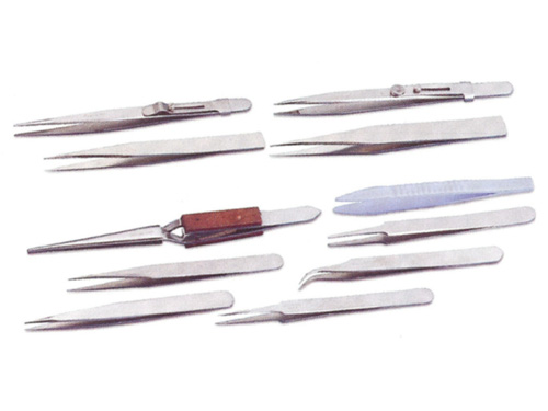 All Purpose Tweezers Set of 12