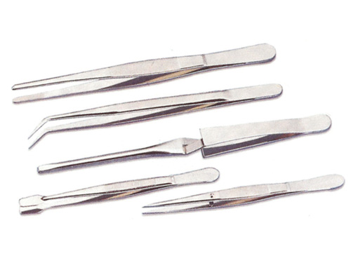 All Purpose Tweezers Set of 5