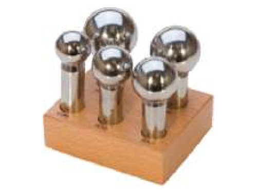 Jumbo Dapping Punches, Set Of 5