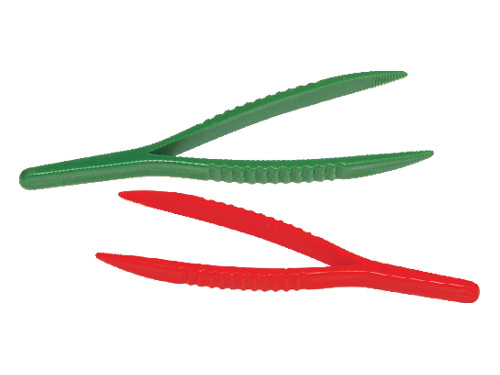 Plastic Tweezer Available in Multi Colors