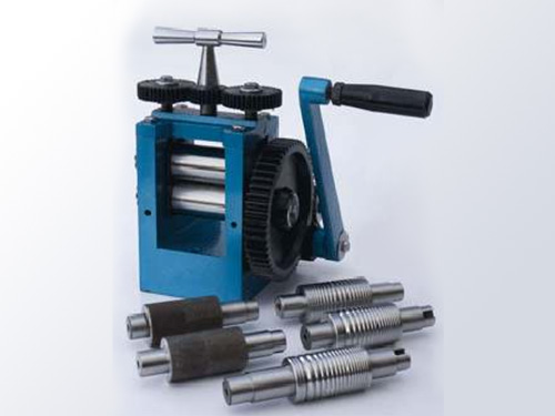 Rolling Mill Mini with 7 Rollers