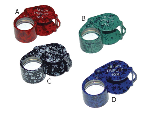 Triplet Type Eye Loupe