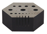 HEXAGONAL ANVIL